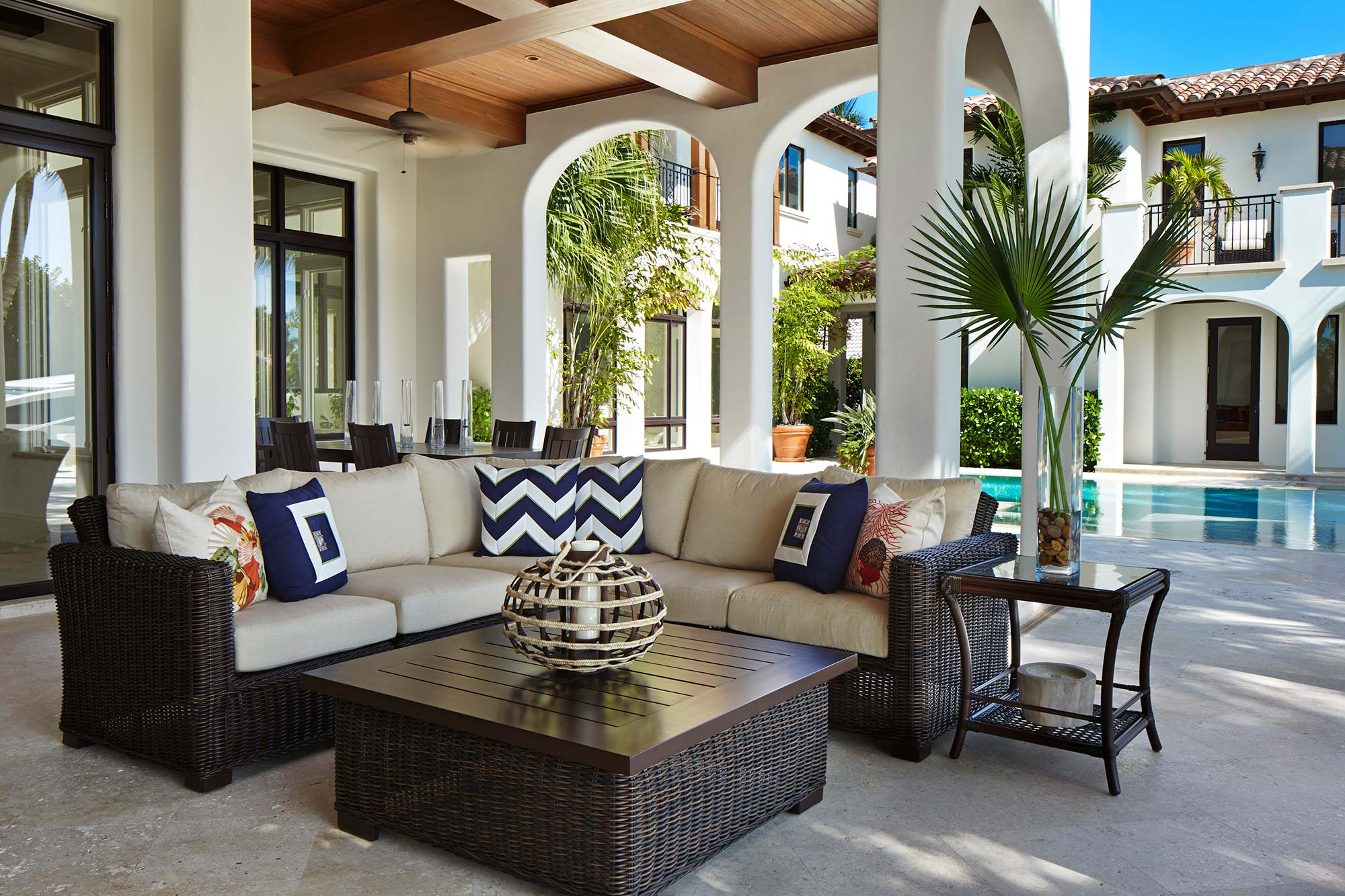 Annie Santulli Designs Ft. Lauderdale Estate