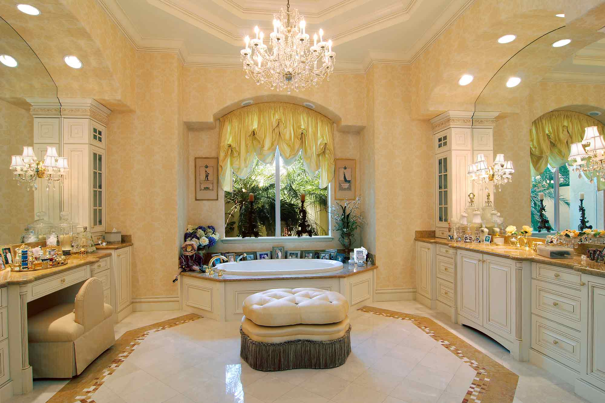 Estate in palm beach gardens annie santulli designs luxury palm beach interior design Palm beach interior designers