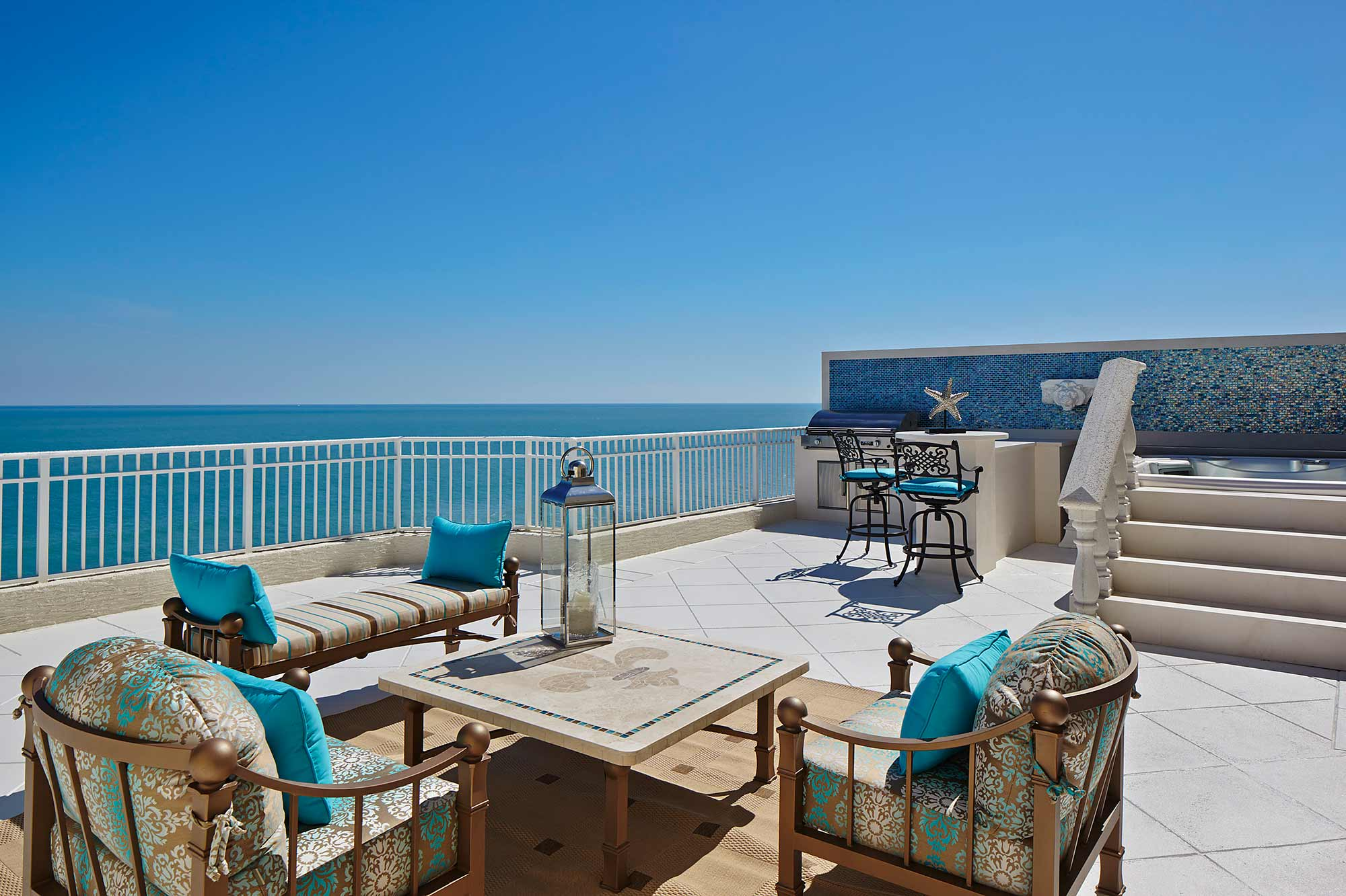 Annie Santulli Designs Jupiter Island Penthouse