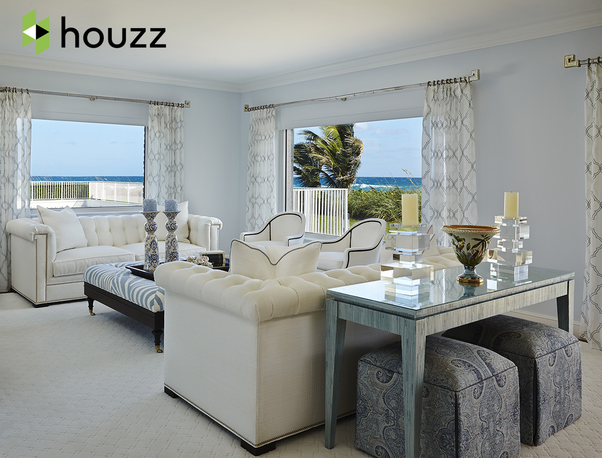 North Palm Beach Interior Design project on Houzz