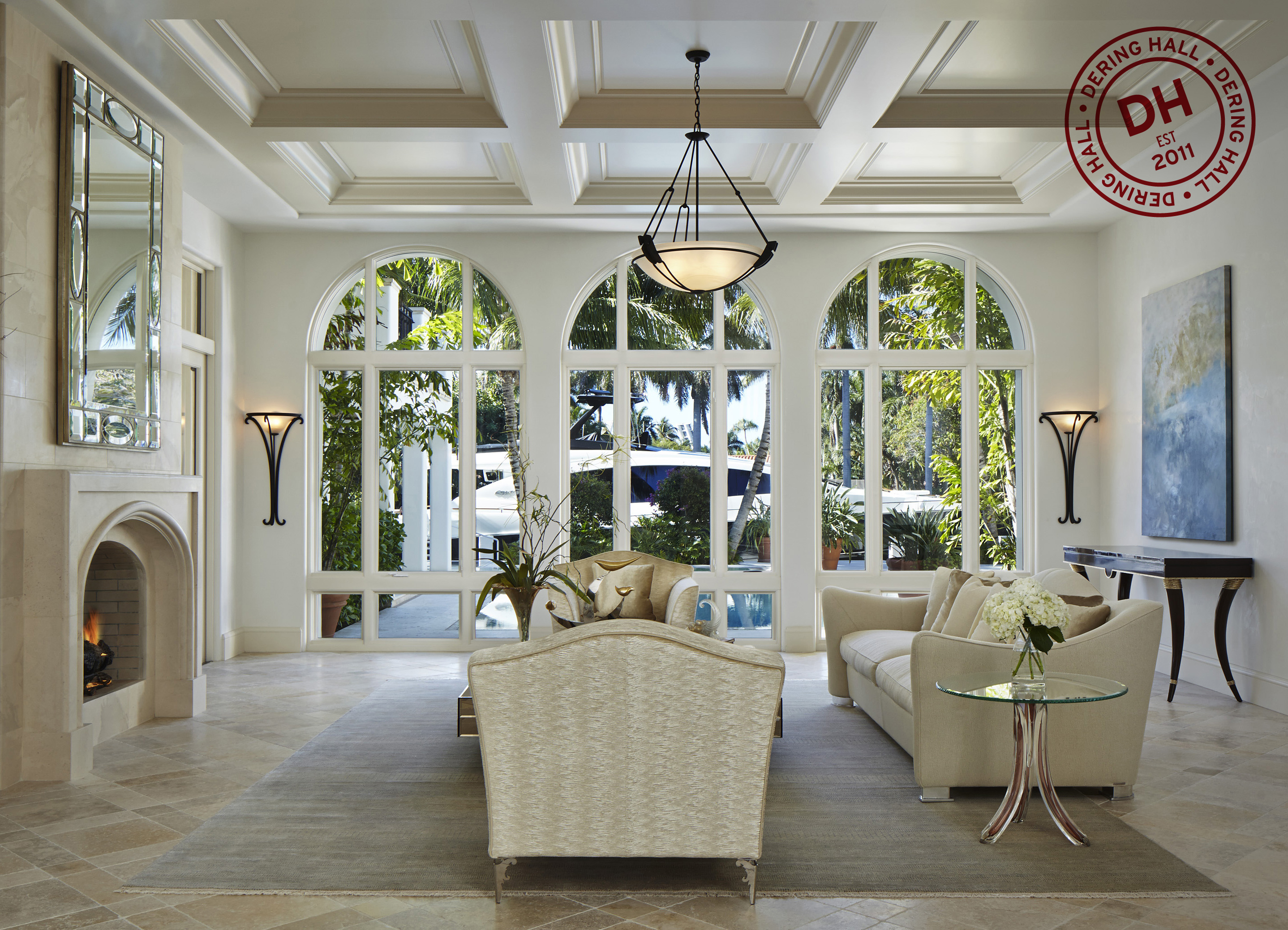 Dering Hall has Featured Our Fort Lauderdale Estate Annie Santulli