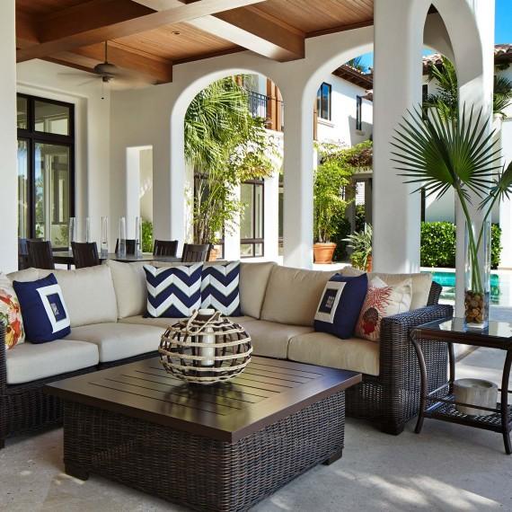 Annie Santulli Designs Ft. Lauderdale Estate